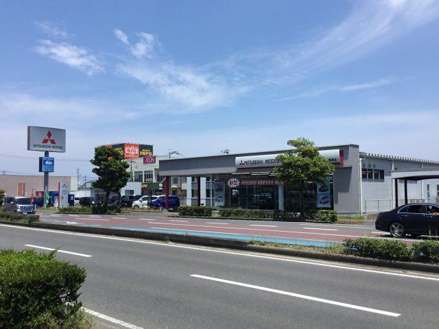 九州三菱自動車販売株式会社 オートモール武雄店