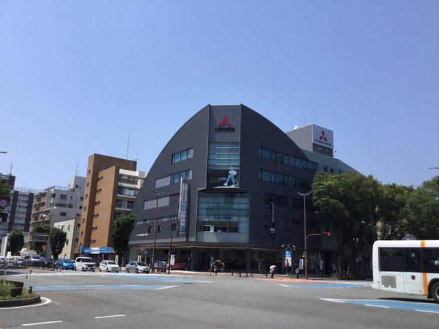 九州三菱自動車販売株式会社 筑紫野店